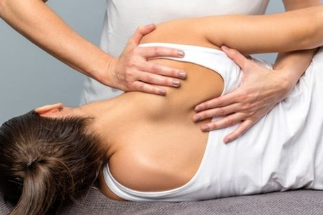 Physiotherapy Consultation with Two Treatments at Holistic Healthcare Clinics