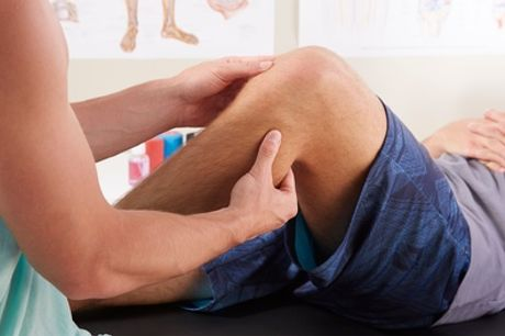 One or Two One-Hour Sessions of Sports Massage at Saint James Clinic