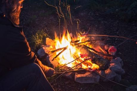 Two- or Four-Hour Bushcraft Experience for Two or Four from Moving Mountains Outdoor Skills Education