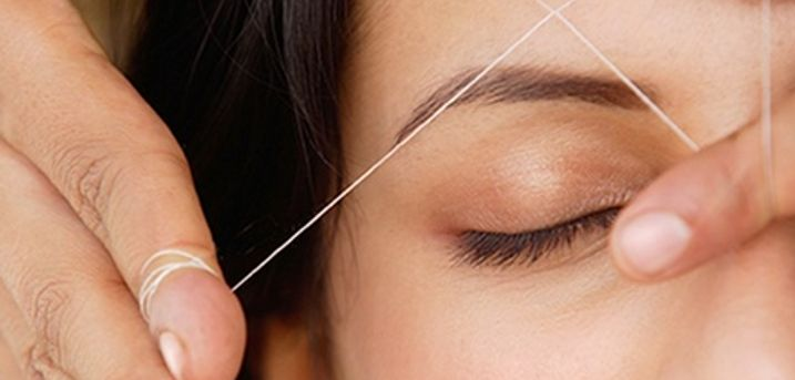 Facial Threading Course at Fusion Hair and Beauty Training School