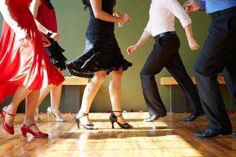 Club Salsa: Three or Ten Two-Hour Classes