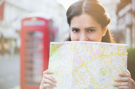 Choice of London Treasure Hunt Game from City Questing (51% Off)