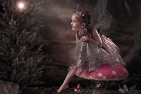 Fairy Photoshoot with a Canvas or Prints at Dion Gallichan Photography