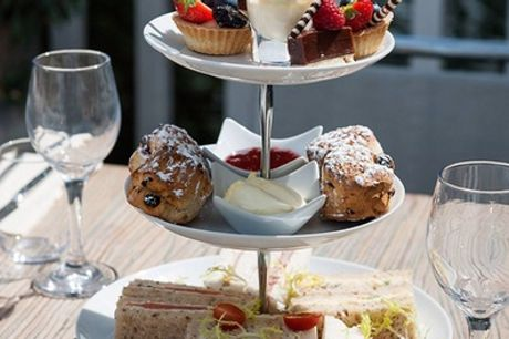 Afternoon Tea with Optional Bubbly