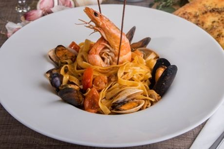 Traditional Two-Course Italian Meal for Two or Four at Ciliegino Restaurant