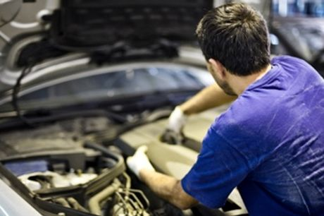 MOT with Safety Check at Stars Garage