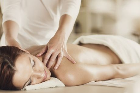 Reflexology with Back, Neck and Shoulder or Indian Head Massage at Addiction Beauty Salon