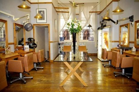 Cut and Blow-Dry with Conditioning Treatment and T-Section Regular or Fashion Foils at Hair Play