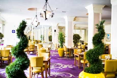 Two-Course Lunch for Up to Four at The Angel Hotel Cardiff