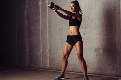 Five or Ten Kettlebell Classes at GM Fitness