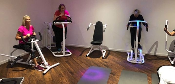 One-Month Gym Membership or Choice of Up to 10 Classes at Wow Fit Limited