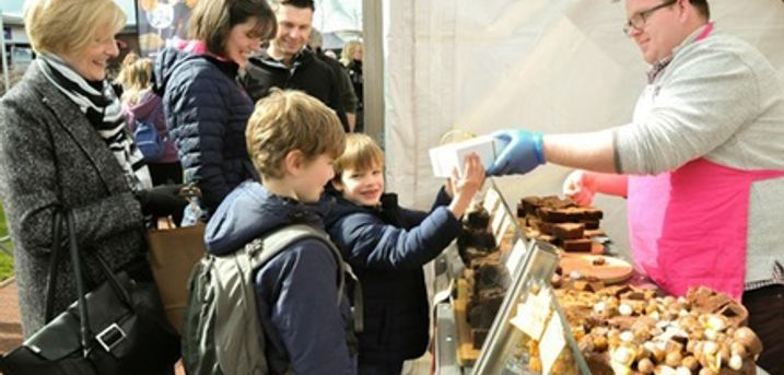The Taste Cheshire Food and Drink Festival, 11-13 April 2020, Chester Racecourse
