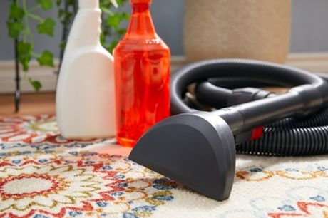 Carpet Cleaning for Two or Four Rooms from Day 2 Day Carpet Cleaning
