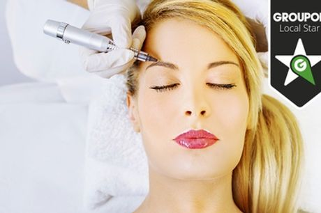Semi-Permanent Make-Up For Eyebrows or Eyeliner at Inches