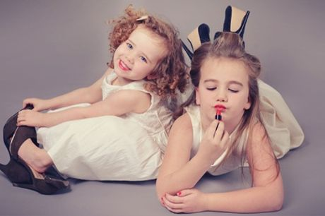 Children Photoshoot with Three Prints and Key Ring at Dave Williams Photography