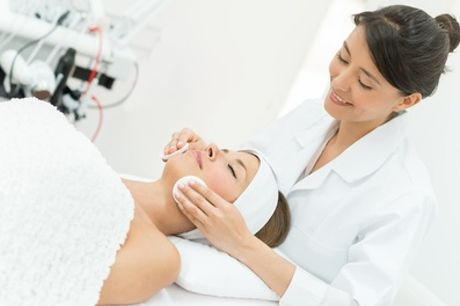 One or Three Sessions of Carbon Laser Skin Peel at Urban Fitness & Beauty