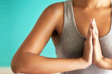 Hot Yoga: Eight Sessions at Yoga Hub Liverpool