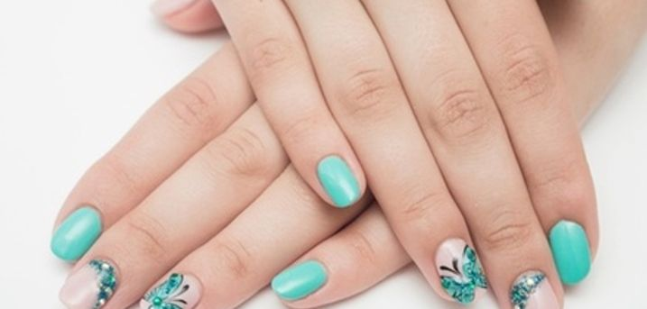 Gel Manicure at No.1 Hair and Beauty