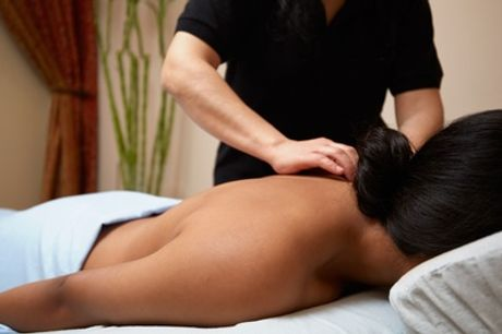60- or 90-Minute Pamper Package at Paloma's Beauty