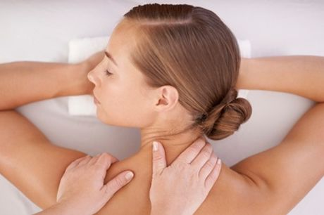 Back, Neck and Shoulder Massage with Optional Indian Head Massage at Inches Beauty Salon