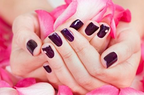Gel Polish on Hands and Feet Plus Eyebrow Tint and Spray Tan at Inches Beauty Salon