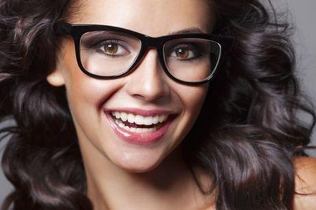 Bon d'achat d'une valeur de 150 ou  à valoir sur des lunettes avec verres correcteurs chez M Optique