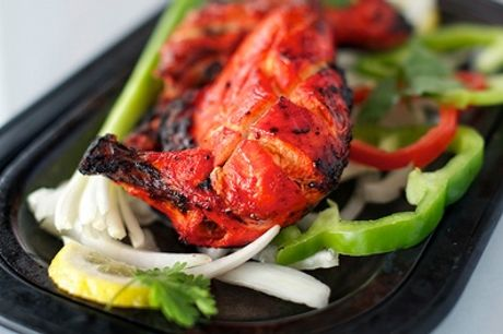 Two-Course Indian Meal with Sides and Optional Drinks for Two, Four or Six at Chillibite Bar & Grill
