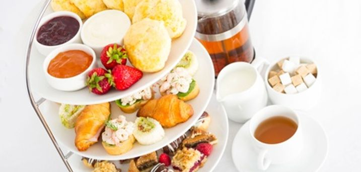 Traditional or Sparkling Afternoon Tea for Two or Four