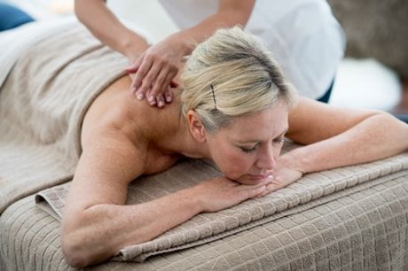 One-Hour Full-Body Swedish Massage at Saint James Clinic