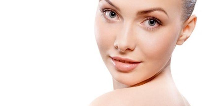 Microdermabrasion or CACI Facial at Junerain Spa and Skin Clinic