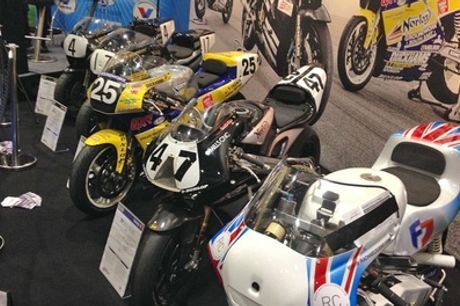 National Motorcycle Museum Entry For Two or Family of Five (Up to 54% Off)