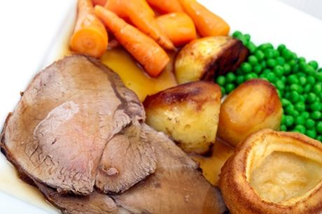 Sunday Roast for Two or Four at Square Bar and Grill