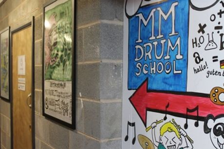 Two, Four or Six 30-Minute Drum Lessons at MM Drum School