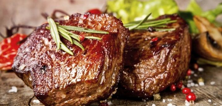 Main Meal of Choice Including Sirloin or Rib-eye Steak for Two or Four at The Rosehip