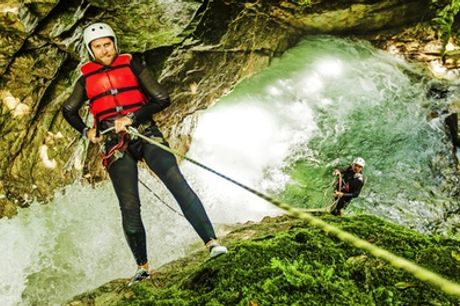 Day of Outdoor Activities in the Peak District for One or Two by Truth and Trust Adventure