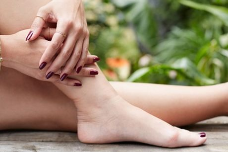 Gel Manicure, Pedicure or Both at Pink Nail and Beauty (Up to 51% Off)