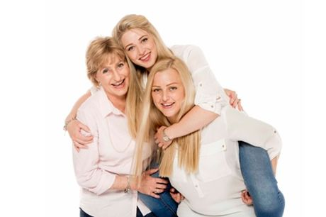 a Family Photoshoot With Prints and Key Chains at Memories Portrait Photographers