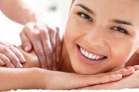 Massage With Facial at Lush Nails and Beauty