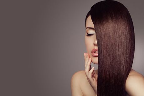 Brazilian Blow-Dry with an Optional Cut and Finish at Salon 361
