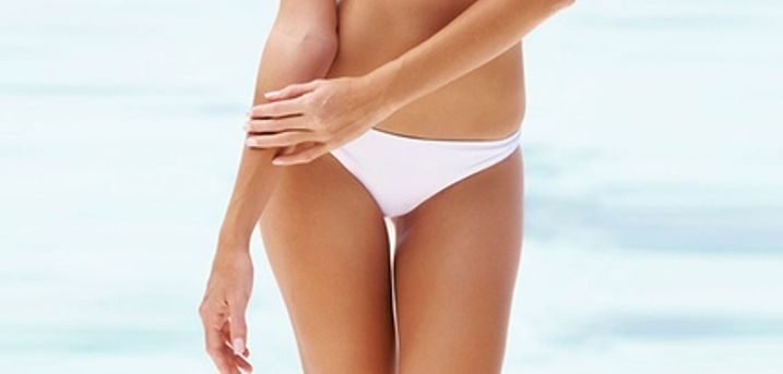 Brazilian or Hollywood Hot Wax with Optional Underarm or Half-Leg Wax at Be Perfect Hair and Beauty Salon