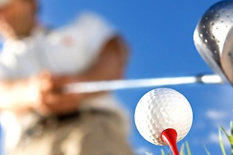 Up to Six PGA Golf Lessons at Oakmere Park Golf Club