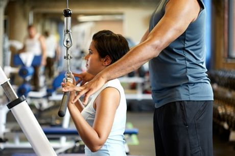 45-Minute Personal Training, Indian Head Massage or Both at BodyMotiv8