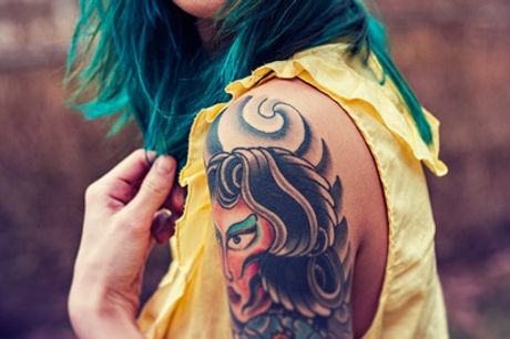 One-Hour Tattoo Session with 20% Discount on Second at Tattoo Age