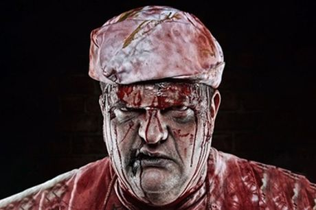 The Butcher Escape Room Game for Up to Six at No Escape London