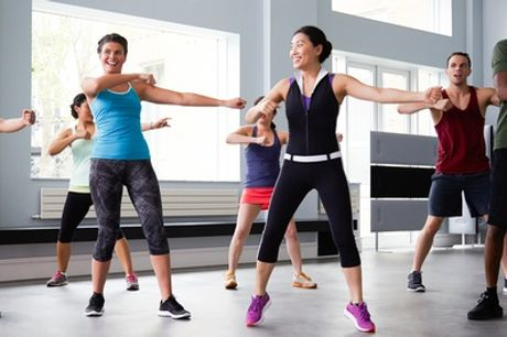 Up to Ten Zumba® Classes with YAYBa Zumba® Classes
