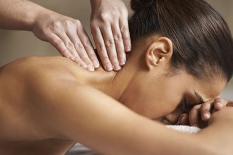 30- or 60-Minute Sports or Deep Tissue Massage at Fit Body London, Two Locations
