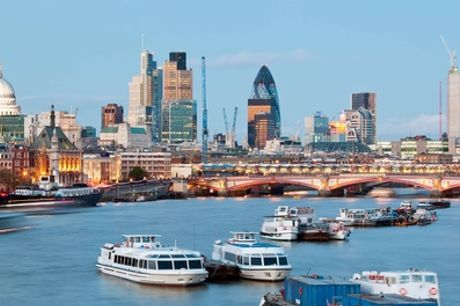 One Adult or Child Return Ticket for Westminster – Greenwich Boat Tour from Thames River Services