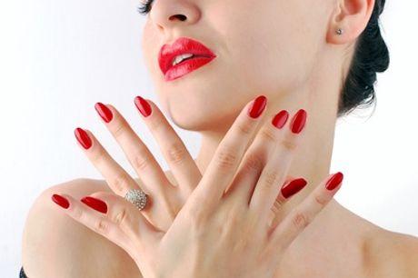 Gel Manicure or Pedicure or Both at Beautys Inn Edinburgh