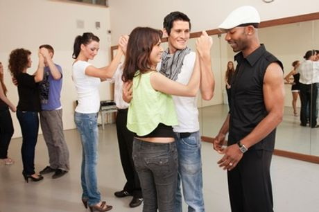Six Weeks of Salsa for Beginners or RegueTONE™ Classes at Orí Dance Academy, Four Locations