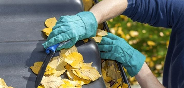 Professional Gutter Cleaning from Professional Cleaning Manchester
